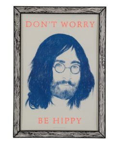 don-t-worry-be-hippy-poster-297-x-42cm-azul