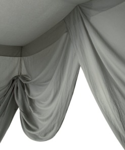 Bed Drape Single S019 High Def Detail_preview